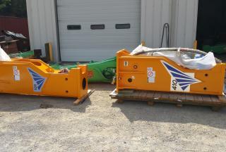 NEW T&H410-2, T&H520, Remanufacture Tramac V45's