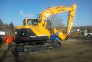 T&H151-2 & Hyundai Excavator