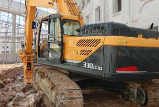 T&H320 & 330LC Excavator